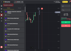 Acompanhe o mercado pelo calendário econômico