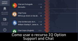 IQ Option Support