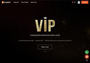 conta VIP na IQ Option
