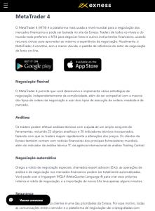 Aplicativo para dispositivos móveis