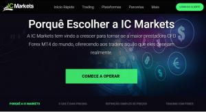 O que é IC Markets