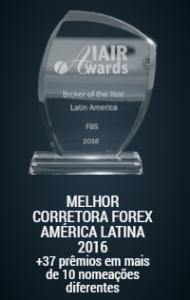 fbs Prêmios e Reconhecimento