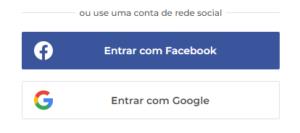 iq option Login com Gmail